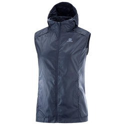 Salomon Agile Wind Vest - Women's