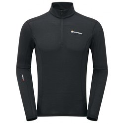 Montane Allez Micro Pull On 1/4 Zip Midlayer Top - Men's