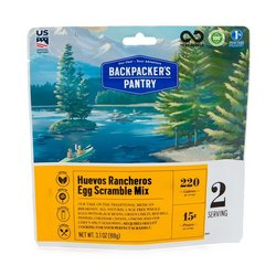 Backpacker's Pantry Huevos Rancheros Egg Scramble Mix (2 Servings)