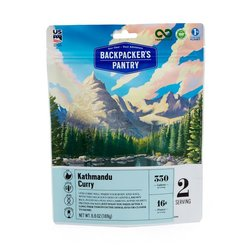 Backpacker's Pantry Kathmandu Curry (2 Servings)