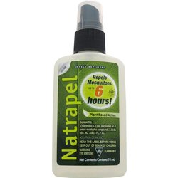 Natrapel Natrapel Lemon Eucalyptus 74ml Pump Spray