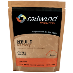 Tailwind Caffeinated Rebuild Recovery Protein - Coffee - 15 Servings (911g)
