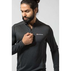 Montane Dart Zip Neck Top - Men's
