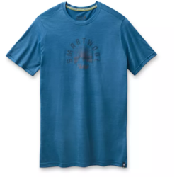 Smartwool Merino Sport 150 Sunrise Mountains Tee