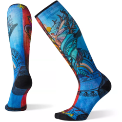 Smartwool PhD Ski Ultra Light Print - Women's