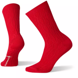 Smartwool Chain Link Cable Crew Socks - Women's
