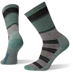 Smartwool Hike Medium Striped Crew Socks - Men's