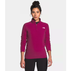 The North Face TKA Glacier 1/4 Zip Fleece - Women's