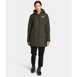 The North Face Mossbud Insulated Reversible Parka - Women's