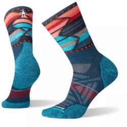 Smartwool PhD® Outdoor Light Pattern Mid Crew Socks - Women's