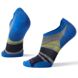 Smartwool PhD® Run Ultra Light Pattern Micro Socks - Men's