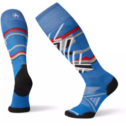 Smartwool PhD® Ski Medium Pattern Socks - Men's