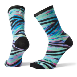 Smartwool PhD® Run Ultra Light Print Crew Socks - Women's