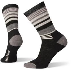 Smartwool Hike Medium Striped Crew Socks - Women's