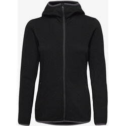 Icebreaker Elemental 330 Long Sleeve Zip Hood Jacket - Women's