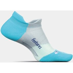 Feetures Elite Light Cushion No Show Tab Prism - Women's