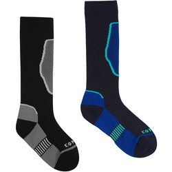 Kombi Brave Socks Twin Pack - Kid's