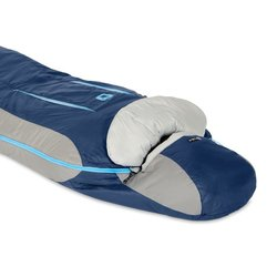 NEMO Forte Synthetic Sleeping Bag - Men's (-9C/20F)