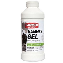 Hammer Nutrition Hammer Gel - Apple Cinnamon - 26 Servings (645ml)