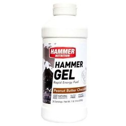 Hammer Nutrition Hammer Gel - Peanut Butter Chocolate - 26 Servings (645ml)