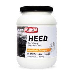 Hammer Nutrition Heed - Mandarin Orange - 32 Servings (928g)