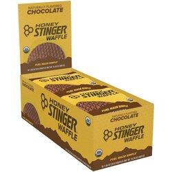 Honey Stinger Organic Waffle - Chocolate (30g) - Box of 16