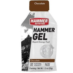Hammer Nutrition Hammer Gel - Chocolate - Single Serving (33g)