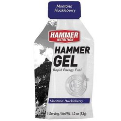 Hammer Nutrition Hammer Gel - Montana Huckleberry - Single Serving (33g)