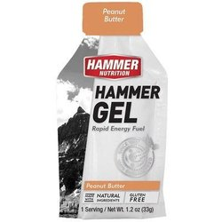 Hammer Nutrition Hammer Gel - Peanur Butter - Single Serving (33g)