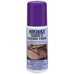 Nikwax Fabric and Leather Proof Sponge-On 125ml