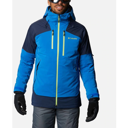 Columbia Wild Card Interchange Down Jacket - Men's