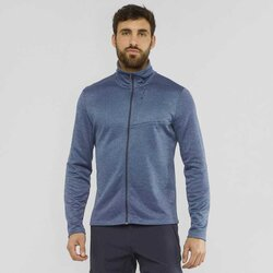 Salomon Transition Midlayer Jacket - Men's
