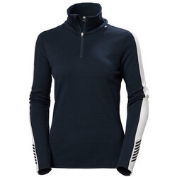 Helly Hansen Lifa Merino Heavyweight 1/2 Zip Top - Women