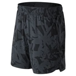 New Balance° Printed 7 Inch 2 in 1 Short - Men's