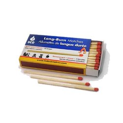 UCO Gear Long-Burn Matches