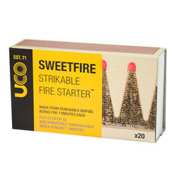 UCO Gear Sweetfire Strikable Fire Starter