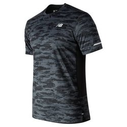 New Balance° Printed NB Ice 2.0 Short Sleeve - Men's