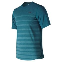 New Balance° Q Speed Jacquard Short Sleeve - Men's