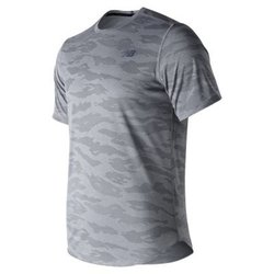New Balance° Q Speed Breathe Short Sleeve - Men's