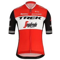 Santini Trek-Segafredo Team Replica Cycling Jersey - Men's