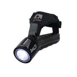 Nathan Zephyr Fire 300 Hand Torch LED Light Black