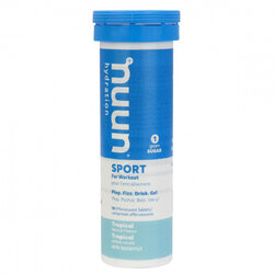 nuun Sport Hydration - Tropical (10 tablets)