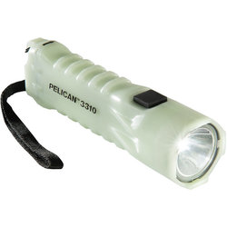 Pelican 3310PL LED Photoluminescent Flashlight