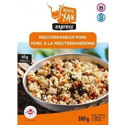 Happy Yak Mediterranean Pork (lactose free)