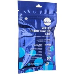 Pristine Water Purification Tablets - Package of 50