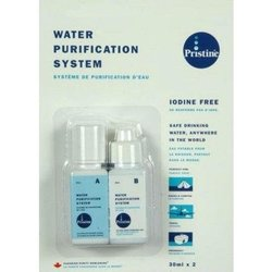 Pristine Personal Pack CL02 Water Treatment - 30ml /2oz