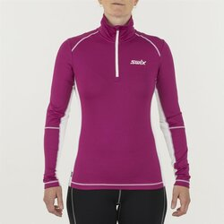Swix Myrene 1/2 Zip Midlayer Top - Women's