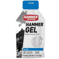 Hammer Nutrition Hammer Gel - Vanilla - Single Serving (33g)