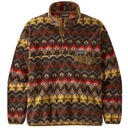 Patagonia Lightweight Synchilla® Snap-T® Fleece Pullover - Men's