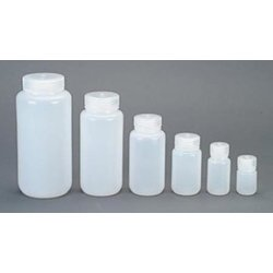 Nalgene Wide Mouth Round HDPE Bottles